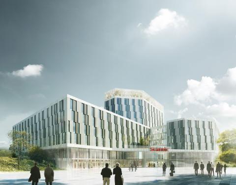Scandic Stavanger Congress - LINK arkitektur