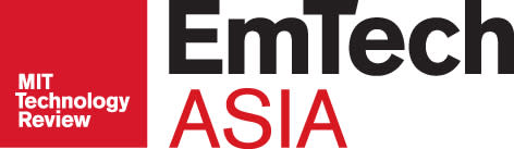 EmTech Asia logo