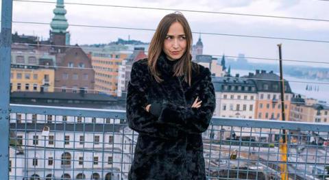 Maria ny artist hos Blixten & Co – klar för Where's the Music?