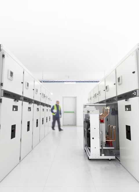 Schneider Electric lanserar nytt svensktillverkat ställverk - Delta H3000