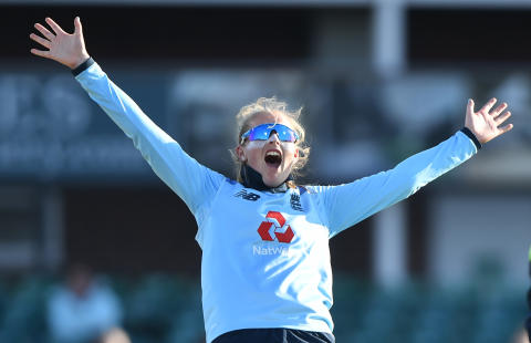 England Women Win Comfortably At Leicester