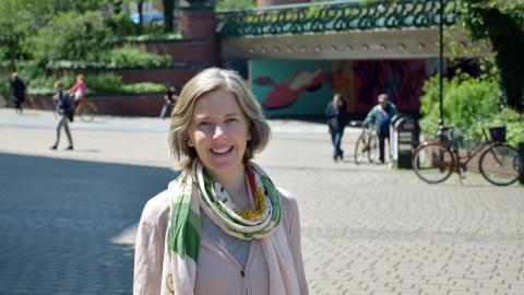 Malmös Karolina Skog i regeringen
