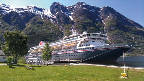 Save an extra £100 per person with Fred. Olsen Cruise Lines on almost every ocean and river sailing this August and September