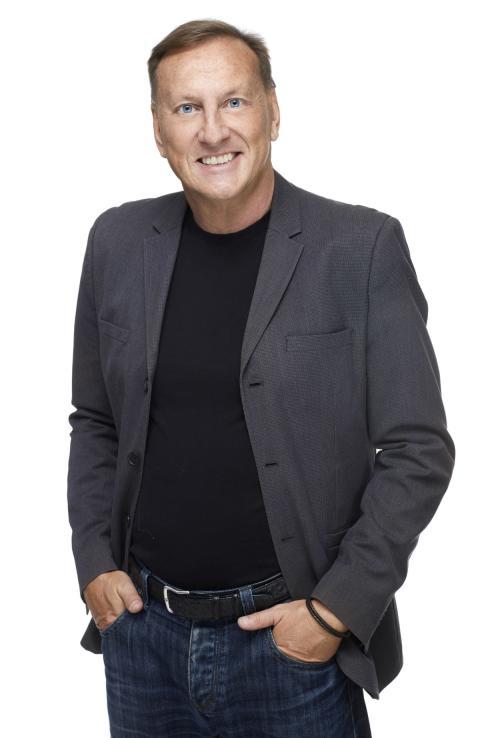 Tomas Björkman - grundare av Stiftelsen Ekskäret