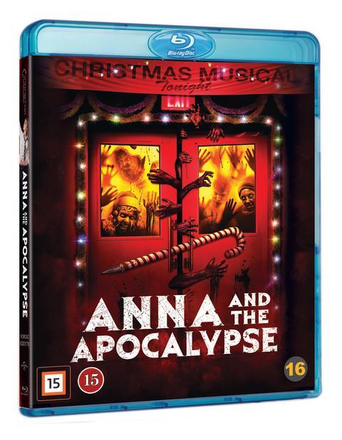 Anna and the Apocalypse, Blu-ray