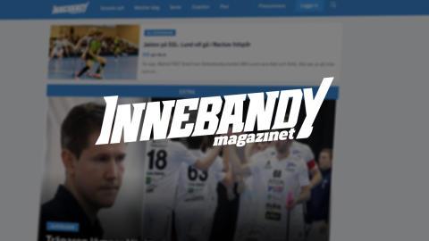 Nylansering av Innebandymagazinet.se