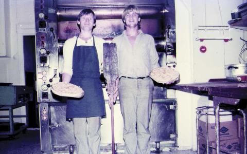 Smultronställe - Almondy, klassisk mandeltårta från Göteborg