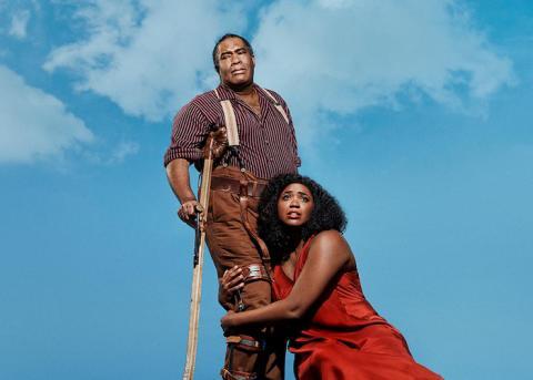 """Porgy and Bess"" nästa Met-opera på bio i Lindesberg"