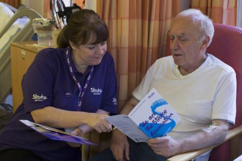 New service launched for Southern Derbyshire stroke survivors