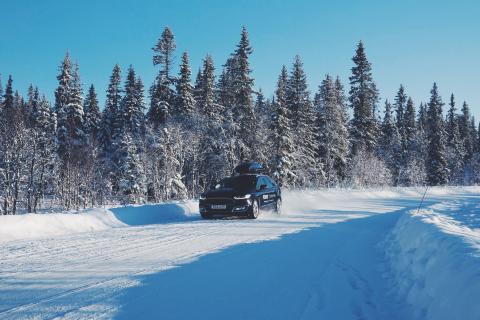 Ford Mondeo och Mondeo Vignale är experter på svenskt vinterväglag