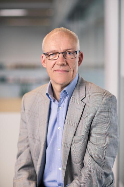 Michael Darmer, adm. direktør for FTF-A