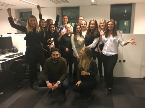 SPPs Kundcenter svenska mästare på service - för fjärde gången!