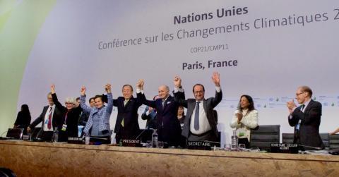 Näringslivet bör visa vägen när USA lämnar Parisavtalet