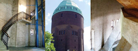Södervärns vattentorn är nu ur drift – efter 99 år i tjänst
