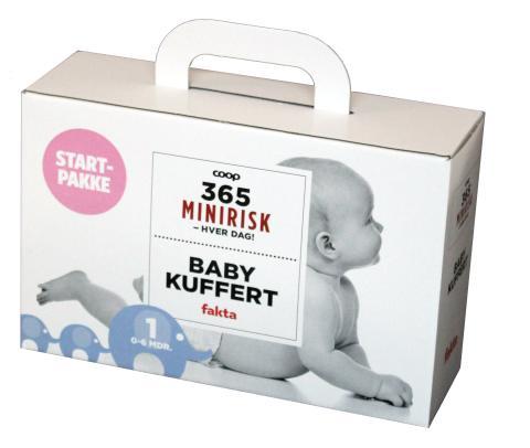 CASE: Babykuffert skal øge salg af babyprodukter i Fakta