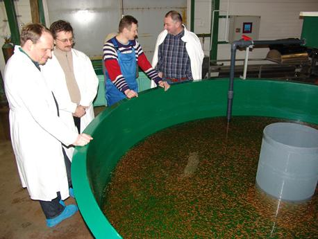 Akvaplan-niva participates in aquaculture workshop in Moscow
