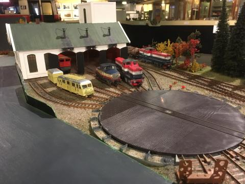 Modelltåg (MälarModulMöte)