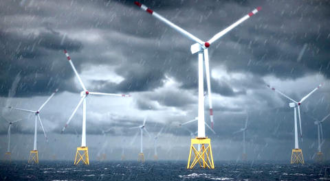 Norwegian offshore windfarms will benefit both R&D and business