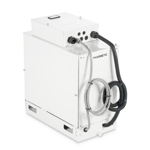 Hi-res image - Dometic - Dometic VARCX60 variable capacity chiller with titanium condenser coils