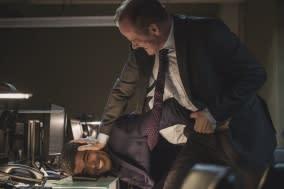 Kingsley Ben-Adir o Alistair Petrie i Deep State, premiär på FOX den 23/4 kl 1.55.