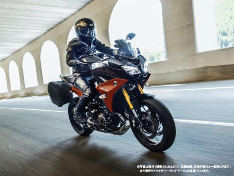 「TRACER900 GT ABS」「TRACER900 ABS」新色を発売 スポーツツーリングモデルの個性やハイパフォーマンスイメージを強調