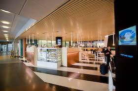 Ny restaurang i Terminal 2