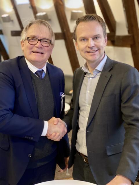 Nytt samverkansavtal med Lunds universitet för att stärka Helsingborg som universitetsstad