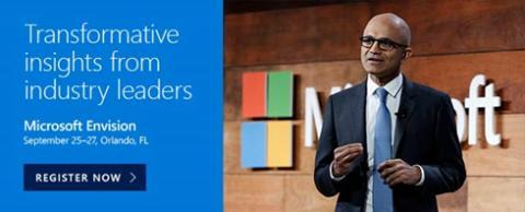 Mød Michelle Obama, Nadella og Tabellae på Microsoft Envision 2017 - USA
