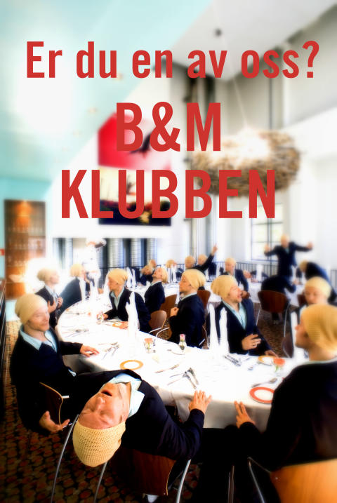 B&M KLUBBEN