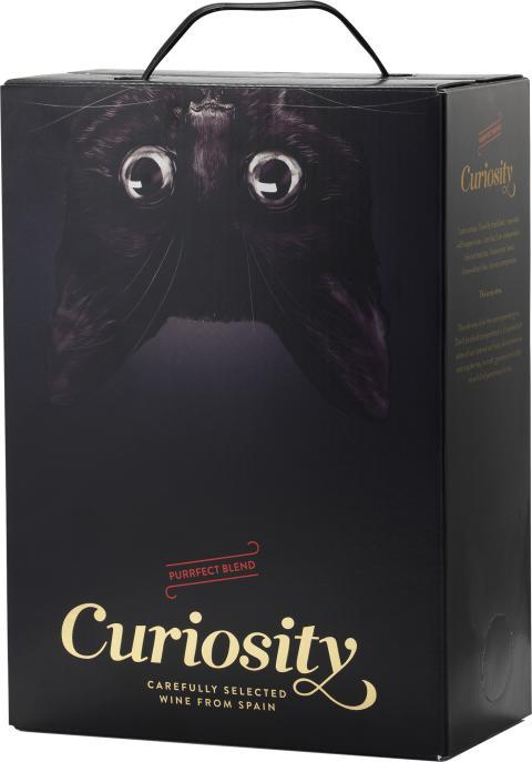 Curiosity Purrfect Blend – Ett fruktigt vin för kattälskare