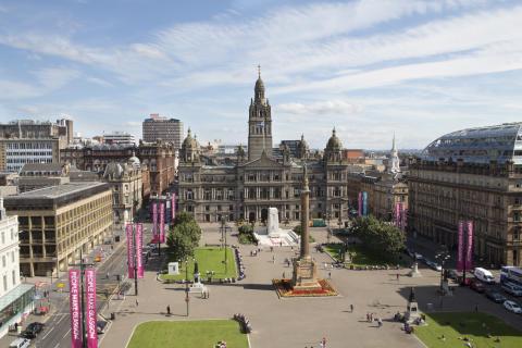 Ny direkterute fra Bergen til Glasgow fra neste sommer