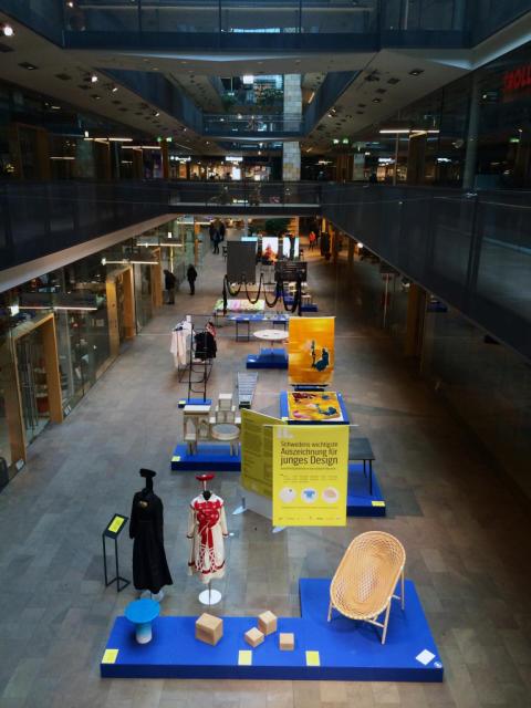 Ung Svensk Form inleder turné på Stilwerk-varuhusen i Tyskland och Österrike
