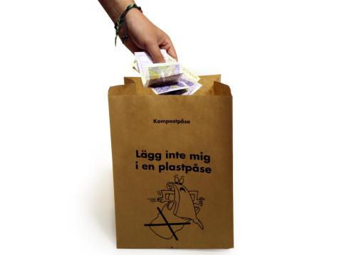 Gästrike Återvinnare och Coop samarbetar för att minska matavfallet