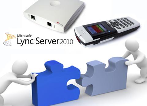 COBS CWS6000 - Första multi cell DECT systemet direkt kompatibelt med Microsoft Lync Server 2010!