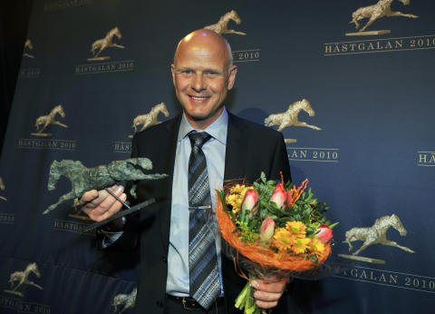Torvald Palema blev Årets Häst