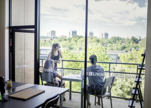 HSB Living Lab prisas internationellt – pallplats igen