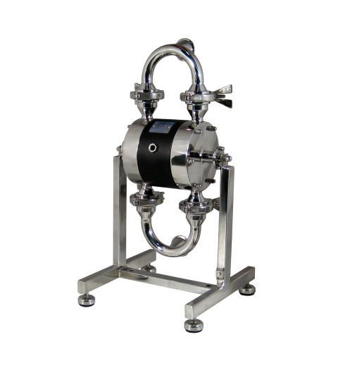 Nyutvecklad pump anpassad för sterila tillämpningar