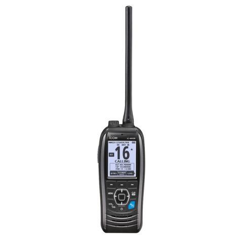 IC-M93D - Ny bärbar marinradio från Icom!