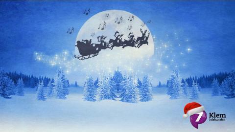 Julekanalen P7 Klem er tilbake – I år med egenkomponert julesang!