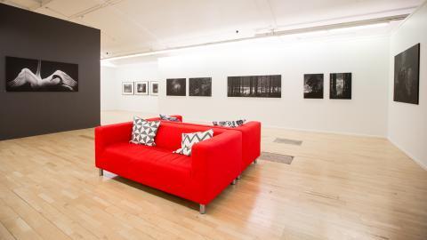 Utställningshall