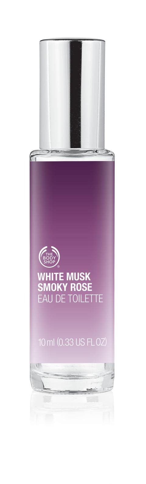 White Musk Smoky Rose Mini EdT