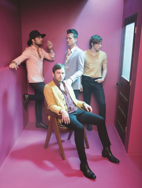 Kings of Leon - pressbild