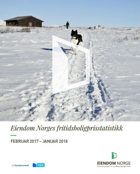 Sterk utvikling i markedet for fjellhytter