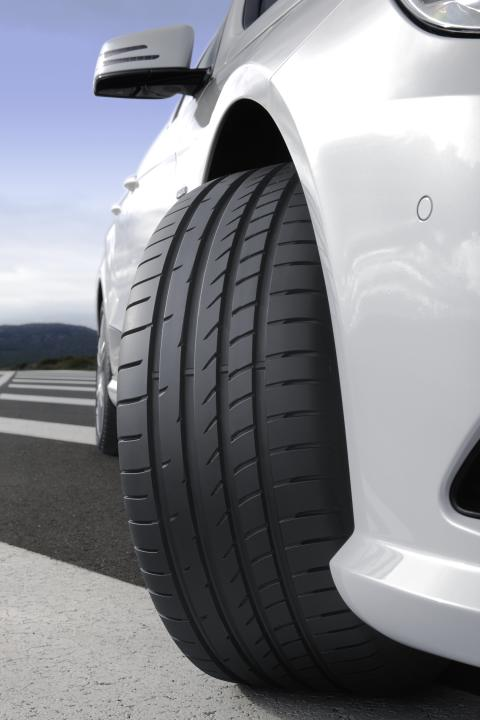 Tires matter