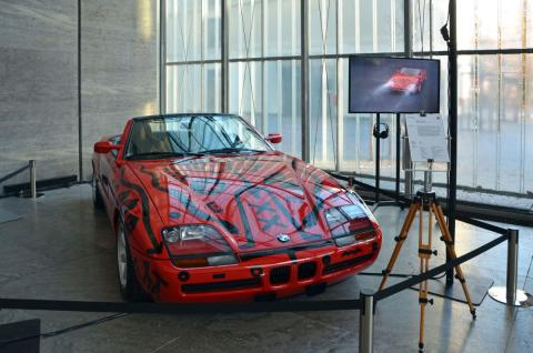 BMW Art Car Nr. 11 - A.R. Penck