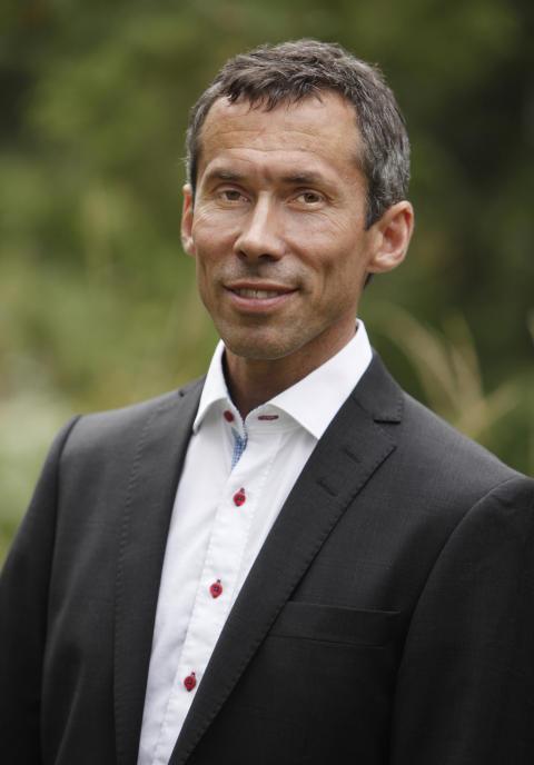 Gunnar Helgesson, VD Gehrmans Musikförlag