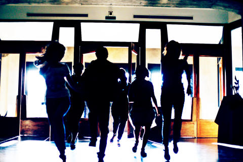 Vollkornbrot und Theaterspiele. Schauspielinitiative ‹Spielraum› nimmt Arbeit am Goetheanum auf
