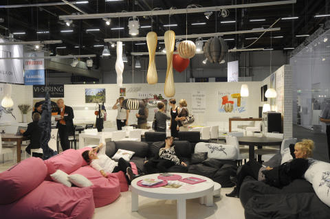 Habitare furniture, interior decoration and design fair