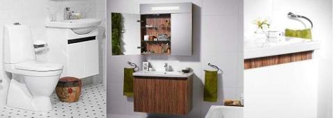 Svenska folket har skapat egen badrumsserie