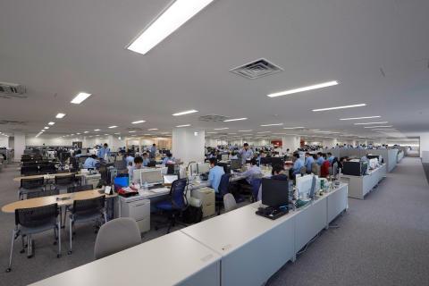 13_2017_浜松IM事業所-執務室